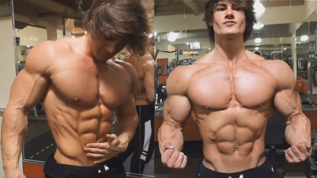 Is Jeff Seid on Steroids or Natural?